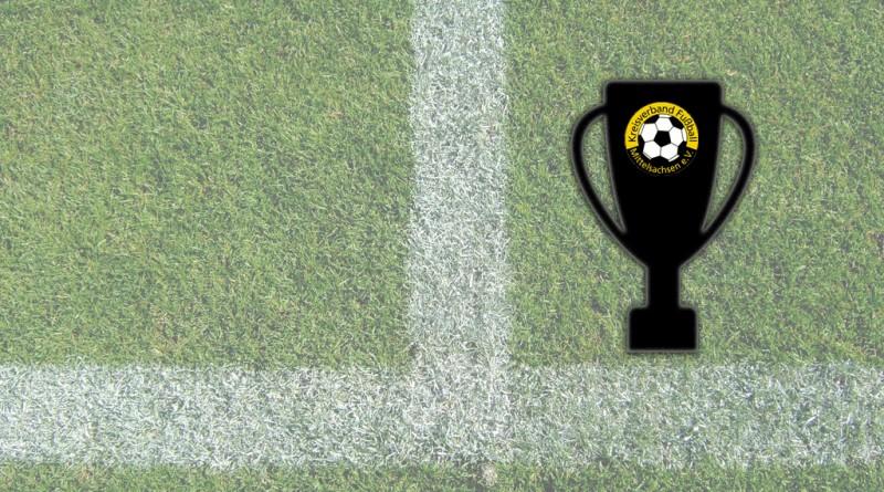 Pokalrunden bei Herren Kleinfeld ausgelost