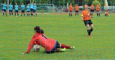 Viertelfinale Pokal bei den Frauen: Kantersieg für den TSV Falkenau