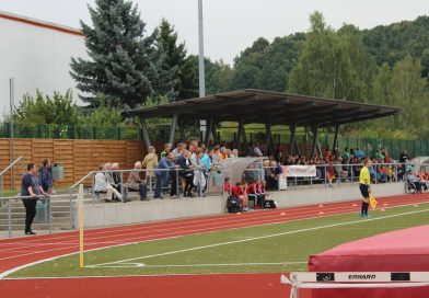 Eröffnungsspiel der Mittelsachsenligasaison am Sonnabend, 12. August