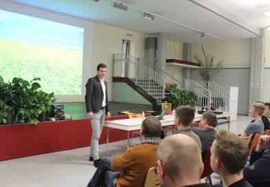 Vortrag von Bundesliga-Schiedsrichter