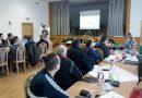 Halbjahrestagung der KOL-Schiedsrichter des Kreises in Pappendorf