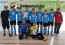 Futsalmeister C-Junioren: SpG Wechselburg/Königshain-Wiederau