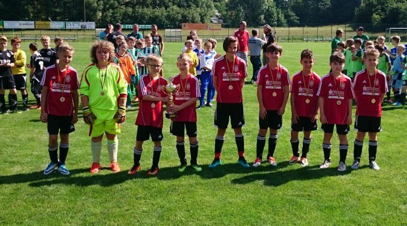 Kreis-Kinder-Jugendspiele: SV Fortuna Langenau gewinnt in Berbersdorf