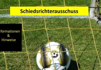 Schiedsrichter aus Mittelsachsen beim DFB U16 Sichtungsturnier