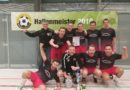 Futsal-Titel 2019 geht an den TSV Großwaltersdorf/ Eppendorf