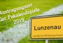 Pokalendspiele 2019 in Lunzenau