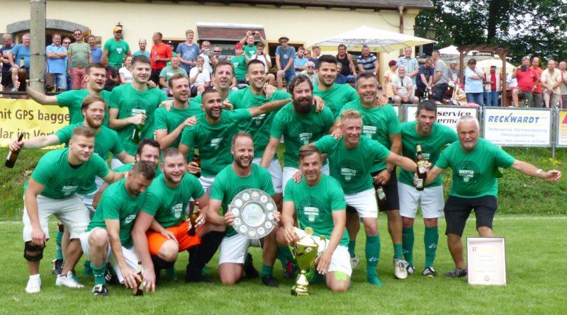 SV Lichtenberg holt den Meistertitel