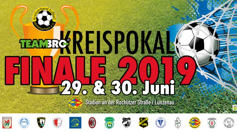 TEAMBRO Kreispokalfinale