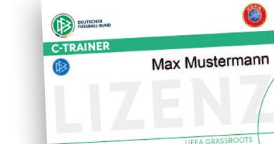 C- Lizenz im Februar 2020